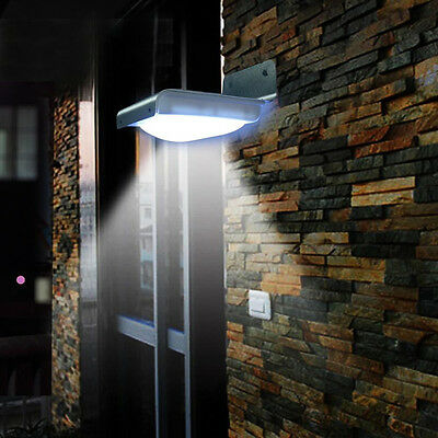 Waterproof 16 LED Solar Power Motion Sensor Garden Security Lamp Outdoor Light