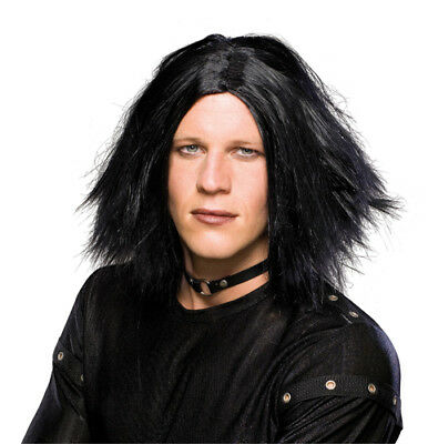 EMO Dark Lord Marilyn Manson Wig for Halloween Costume