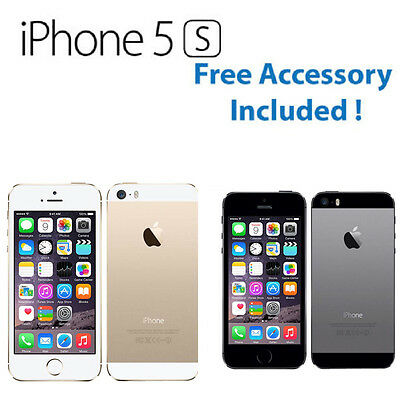 IN STOCK~BIG DISCOUNT SALE~Apple iPhone 5S- 16GB 32GB 64GB - Factory Unlocked