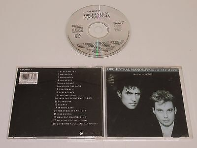 Orchestral Manoeuvres in the dark / the Best of Omd ( CDOMD1) CD Album