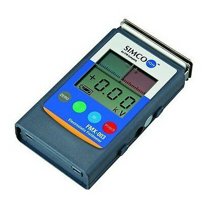 SIMCO FMX-003 Electrostatic FieldMeter 0 to ±22.0 kV