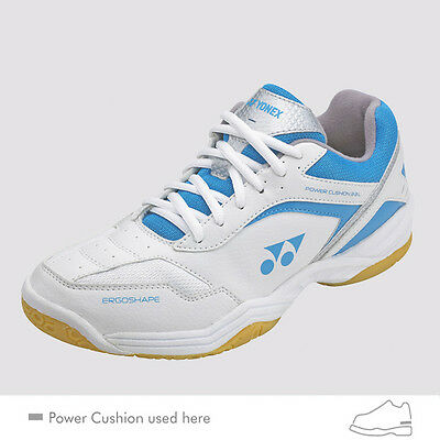 Yonex Womens SHB33 Indoor Badminton Court Shoes REDUCED (103473)