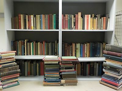 Huge Collection Of Vintage Religious Books - 310 Books Collection! (ID:48577)