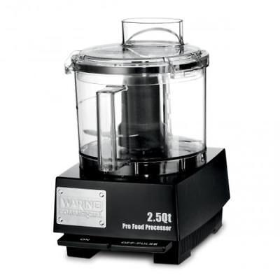Waring - WFP11SW - 2.5 qt Food Processor with LiquiLock® Seal System