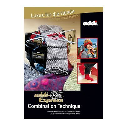 addi-Express Combination Technique - addi Pattern Book