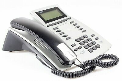 AGFEO ST 42 UP0 / S0 Systemtelefon silber / inkl. MwSt.