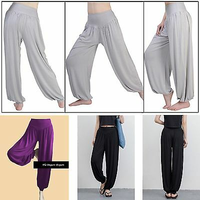 Pantaloni Larghi Donna Casual Sport  - Woman Wide Sport Trousers - TRA003