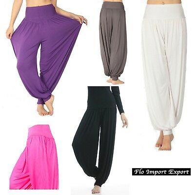 Pantaloni Larghi Donna Casual Sport  - Woman Wide Sport Trousers - TRA004