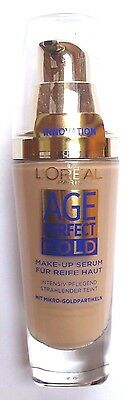 "L´Oreal , Make Up - Serum, ""Age Gold Perfect"", 160-ROSE BEIGE, 25 ml,"