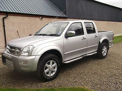 Isuzu Rodeo 3.0TD LE Denver Max 2006,Double Cab Pickup. Storry 4x4