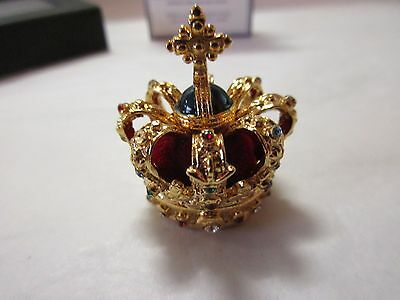 miniature the crown of baden ornament