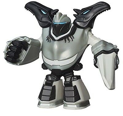 Transformers Battle Masters GRIMLOCK Figure With Weapon - New - Pound Enemies!