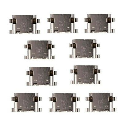 10 x USB Charging Dock Sync Data Charger Port Connector for ZTE ZMAX PRO Z981