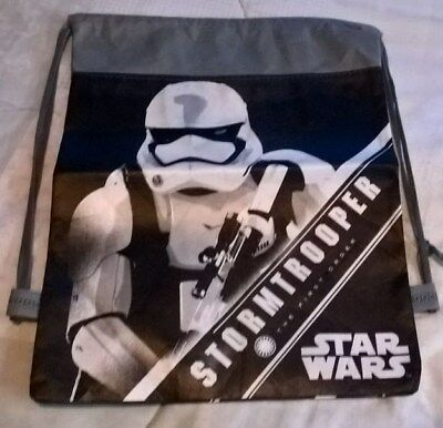 STARWARS - STORMTROOPER - Treat Halloween Candy Bag - Reusable Grocery Shopping