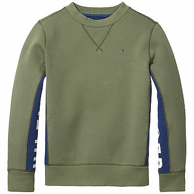 Tommy Hilfiger Pullover Tech Bonded Size 86,92,98,104,116,128,140,152,164 NEW