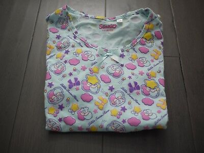 New! Sanrio Little Twin Stars pajamas set - 100% Cotton