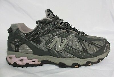 26d7e548ea25c Women's New Balance 572 All Terrain Shoes hiking Size 8B Gray Pink WT672PK