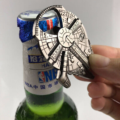 Kitchen Gadgets Star Wars Bottle Opener For Beer / Durable Zink Alloy MaterialE5