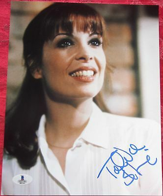 Talia Shire Adrian Balboa Rocky signed 8x10 photo Beckett BAS Authentic
