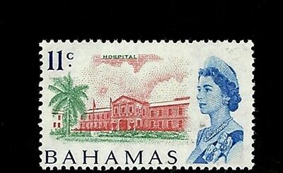 Bahamas - 1967 - Qe Ii - Princess Margaret Hospital - Mint - Mnh - Single!