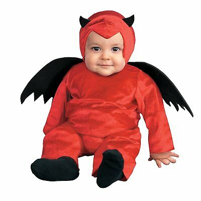 Infant Baby Devil Halloween Costume 12-18 Months by Disguise Costumes
