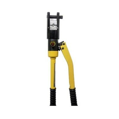YQK-300A Wire Nippers Hydraulic 16 Ton Cable Terminal Crimper 16-300mm2 11 Dies