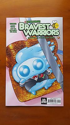 Bravest Warriors #33 - Cover A