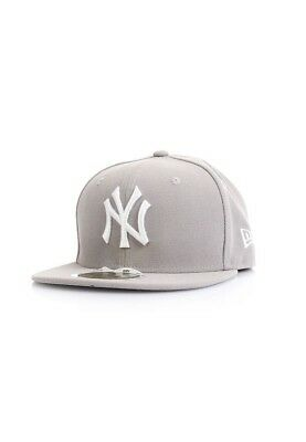 New Era Kids 59FIFTY Cappello - NY Yankees - GREY-WHITE 62cce4f90157