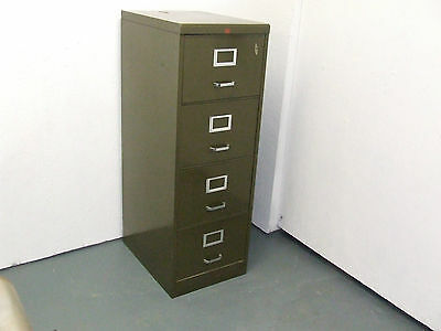 Howden retro Vintage Metal Office Filing Cabinet Industrial Storage