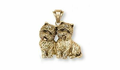 Westie Pendant Jewelry 14k Gold Handmade West Highland White Terrier Pendant WT6