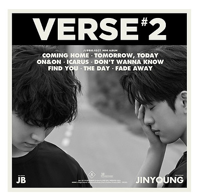 Verse 2 by JJ PROJECT The 2nd Album The Today Version got7
