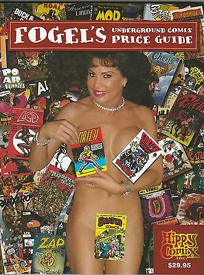FOGEL'S Underground Comix Price Guide & The First Supplement FINE & VERY FINE !