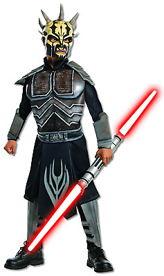 Rubies Costume Star Wars Savage Opress Deluxe Muscle Chest Costume - Small