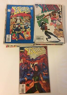 Complete Lot of 36 X-Men 2099 #1-35 Run + Special (2001) VF/NM Marvel Comics
