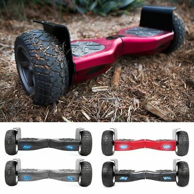 """8.5"""" uL off Wheel tough Self balancing Scooter all terrain Bluetooth hoverboard"""