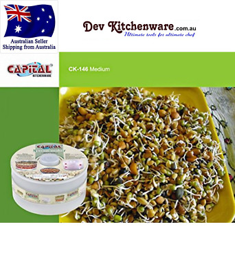 Capital Sprout Maker Medium CK146 $15.49 @ Dev Kitchenware