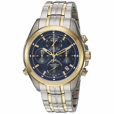 Bulova 98B276 Men's Precisionist Two-Tone Quartz Watch
