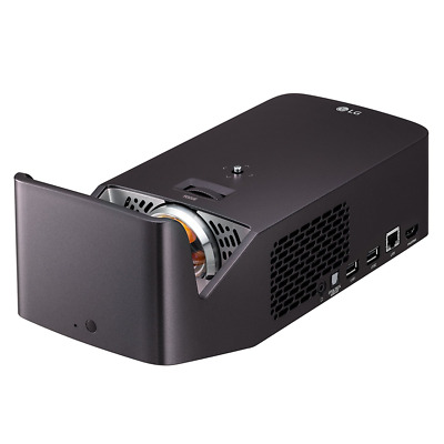 LG Electronics PF1000UW Ultra Short Throw Smart Home Theater Projector with webO