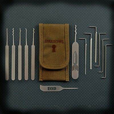 Sparrows Eod Lockpick kit