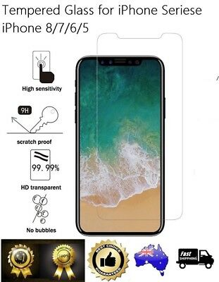 Tempered Glass Screen Protector iPhone 8 Plus iPhone X Iphone 7 Plus Apple 6 8+