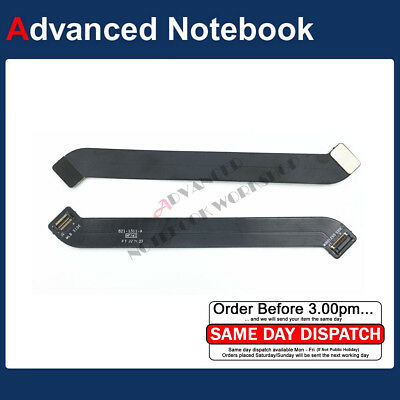 """WIFI Airport Bluetooth Cable Macbook Pro 15"""" A1286 2011 Unibody 821-1311-A /02"""
