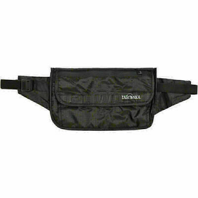 Tatonka Skin Waist Pouch with FREE RFID Passport Sleeve Black T2860