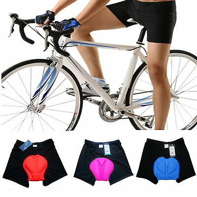 Comfortable Gel Cycling Underwear Shorts 3D Padded Bike Bicycle Pants Clothing