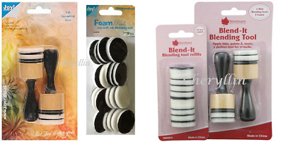 Mini Blending tool & Refills - Choose Woodware or Joycrafts !