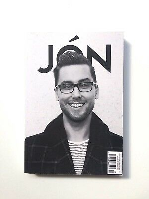 JÓN magazine #11, NSYNC star Lance Bass 'Pop' cover, now sold out