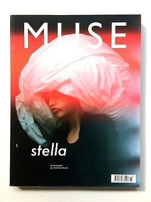 MUSE magazine SS16 Stella Tennant cover by Mark Borthwick, sold out
