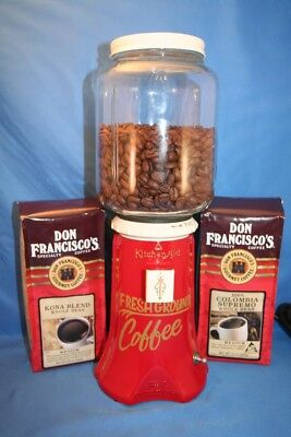 Kitchenaid - Hobart Coffee Grinder Model A-9 Including Don Francisco's Coffee