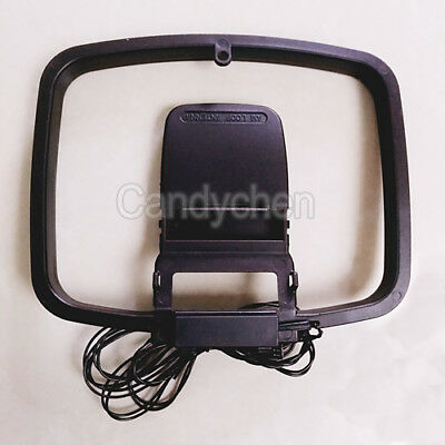HiFi AM FM Loop Antenna Audio Receiver For Sony JBL ETC Panasonic Yamaha JVC