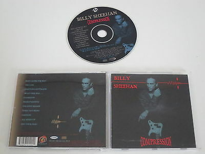 Billy Sheehan/Compression (Favored Nations FN 2120-2 / Rtd 353 2120.2) CD Album