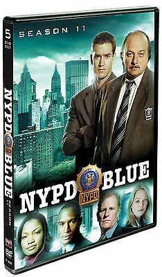NYPD Blue - Season 11 (DVD 5-Disc Set) - FACTORY SEALED